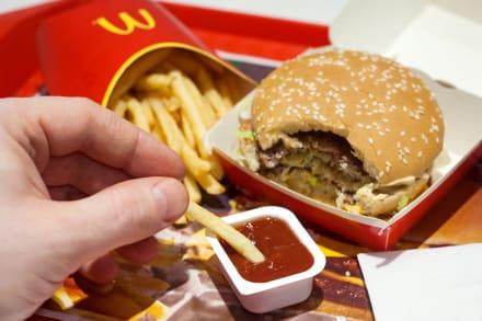 Hamburguesas de McDonald's ahora serán libres de conservantes artificiales