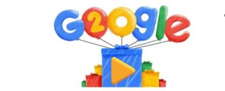 Google celebra su 20 aniversario y muestra al calendario Maya como famosa búsqueda