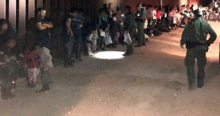 ÚLTIMA HORA: Patrulla Fronteriza realiza 239 arrestos en las últimas horas (VIDEO)