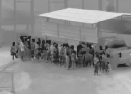 Arrestan a más de 200 inmigrantes al intentar cruzar frontera por Arizona (VIDEO)