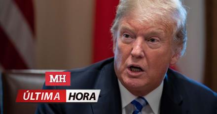 ÚLTIMA HORA: Trump anuncia que movilizará a los militares a la frontera