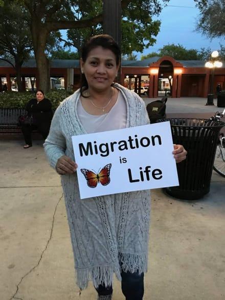 """""""Los cambios en las leyes de inmigración se lograrán si salimos a votar"""", dice activista"""