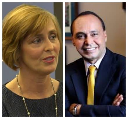 Congresistas Luis Gutiérrez y Kathy Castor participan con Mi Familia Vota