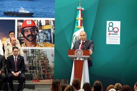 México anuncia millonario hallazgo en el Golfo (FOTOS Y VIDEOS)