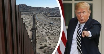 Líder republicano propondrá ley para financiar por completo el muro fronterizo de Trump; combatir a ciudades 'santuario' (VIDEO)