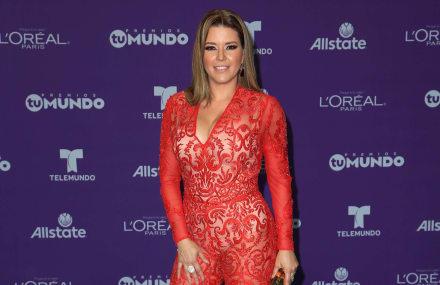 Alicia Machado recuerda a Trump y le llueven los insultos por lo que escribió