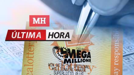 ÚLTIMA HORA: Boleto en Carolina del Sur gana $1.600 millones en sorteo del Mega Millions