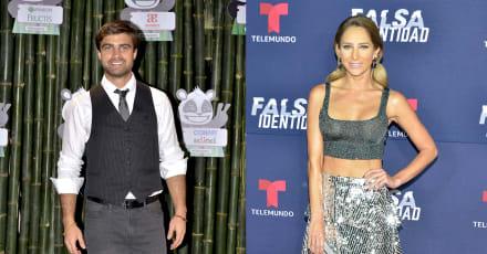 Santiago Ramundo confirma su romance con Geraldine Bazán