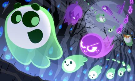Google divierte al mundo con su Doodle de Halloween