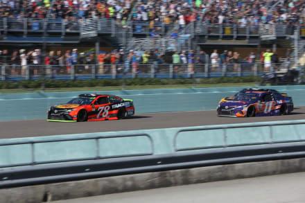 Gana entradas para la Championship 4  de la serie NASCAR en Miami