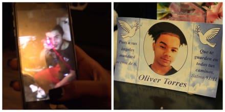Claman justicia por joven hispano que perdió la vida a manos de hijo de policía (VIDEO)