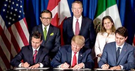 Nace el T-MEC: 7 datos interesantes del nuevo tratado comercial