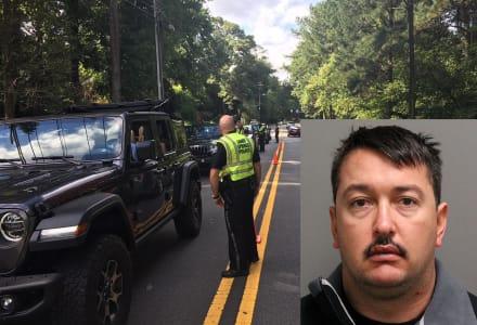 Renuncian tres policías de Georgia tras incidente violento