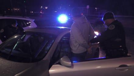 Crónica: Piden identificación a pasajeros de vehículos en Georgia