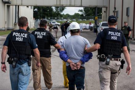 ICE incrementó arrestos de inmigrantes en un 11 por ciento en 2018