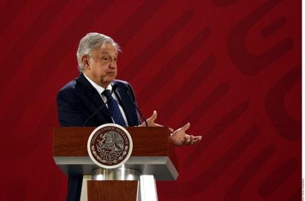 """AMLO anuncia creación del """"Instituto para devolverle al pueblo lo robado"""""""