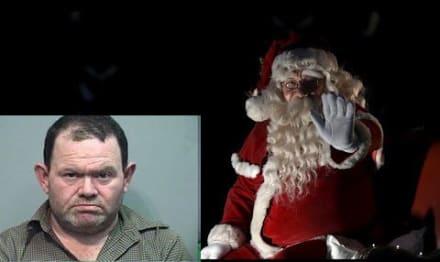 Arrestan a 'Santa Claus' por sospechas de doble asesinato
