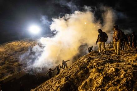 Arrestan a 25 inmigrantes en un intento masivo de cruce ilegal en Tijuana