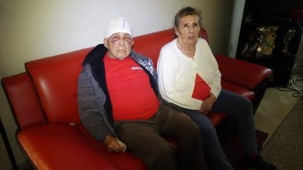 Anciano hispano denuncia ataque a plena luz del día (VIDEO)
