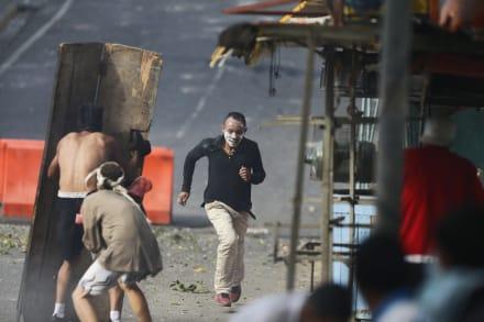 Capturan a grupo de militares sublevados contra el gobierno de Venezuela