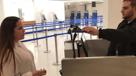 El reconocimiento facial ahora será su pasaporte (VIDEO)