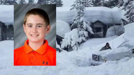 Niño muere congelado tras escaparse de casa (FOTO)