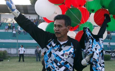 Muere Pablo Larios. Fallece histórico portero mexicano (FOTOS)