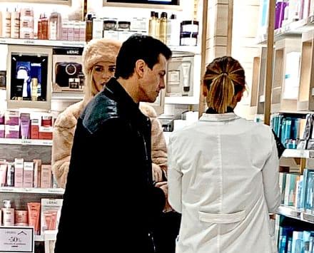 Sale a la luz nueva foto de Peña Nieto y su 'nueva novia' Tania Ruiz (FOTO)