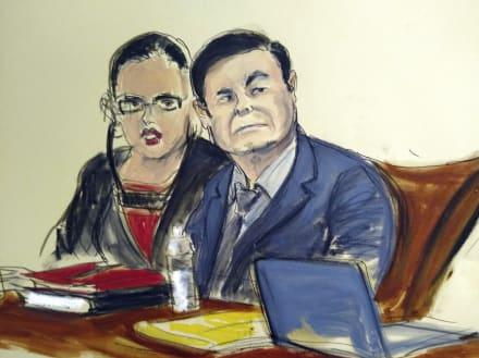 Tras declararlo culpable, filtran imágenes del ´Chapo´ llorando (FOTOS Y VIDEO)