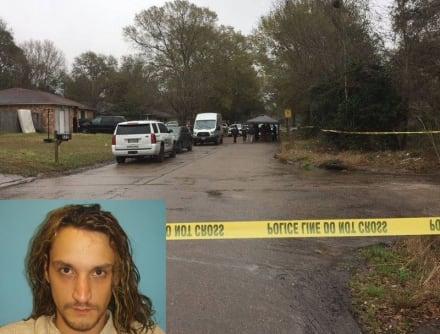Hombre de Texas acusado de matar a puñaladas a su hija de dos años
