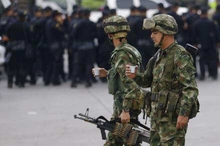 Colombia refuerza seguridad en puente fronterizo con Venezuela