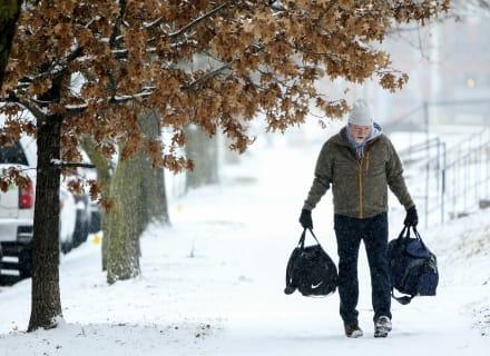 Tormenta invernal pone en alerta al noreste de EE.UU.