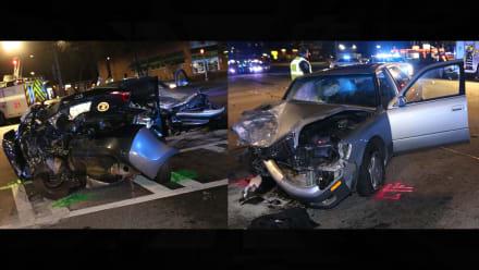 Policía determina la causa de trágico accidente en Georgia (VIDEO)