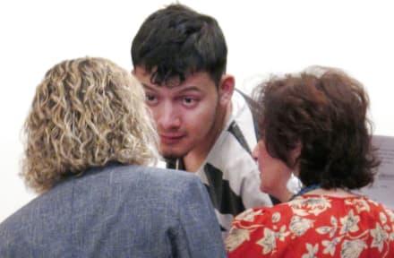 Hispano llora y revela por qué mató a cuatro personas en Nevada