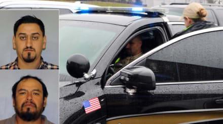 Arrestan a dos hispanos por exhibirse con sus armas de fuego (VIDEO)