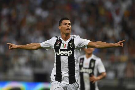 """El Juventus, a un punto del primer """"Scudetto"""" de la era Cristiano Ronaldo"""