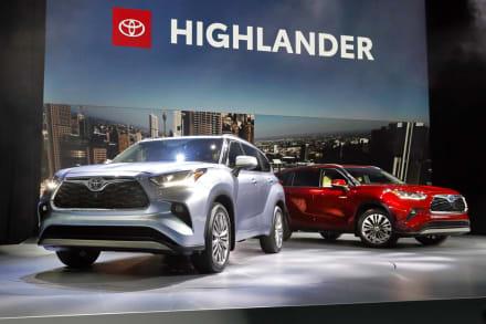 Elegantes nuevos SUV dominan en el auto show de Nueva York (FOTOS Y VIDEO)