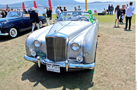 El automóvil que un día robó el dictador Sadam Husein (FOTOS)