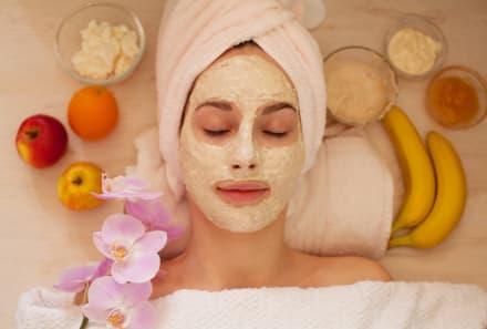 Mascarillas caseras para tu rostro con ingredientes naturales