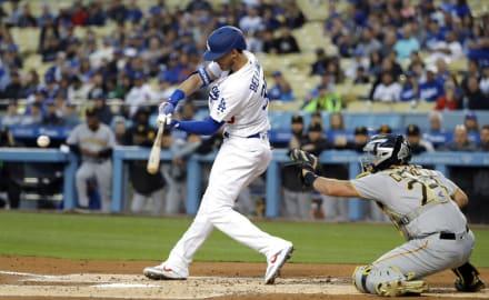 Dodgers vencen a Piratas y jonronean en 33er juego seguido en casa