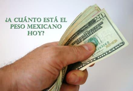 Peso mexicano estable hoy 17 de junio: Cambio al dólar