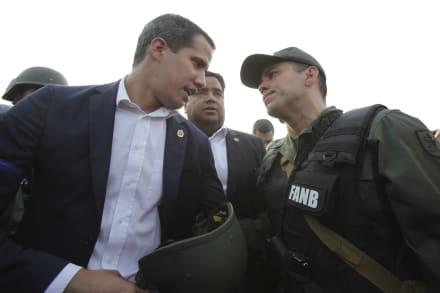 LO ÚLTIMO: España confirma que López está en su embajada