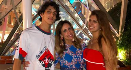 Hija de Lili Estefan presume a su novio luciendo atrevida prenda (FOTO)