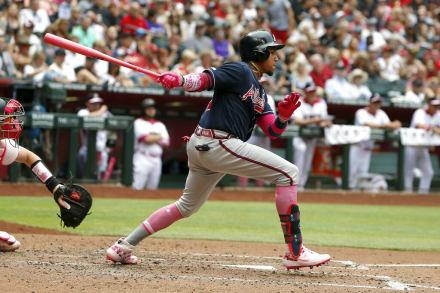 Fried guió nuevo triunfo de Bravos y Ryu el de Dodgers