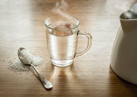 Agua salada para tu salud: Remedios naturales con agua salada