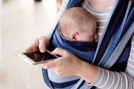 ¿Lista para ser mamá? Aplicaciones que te pueden ayudar