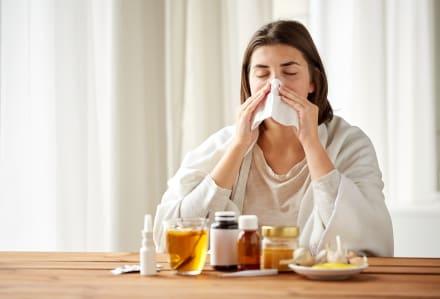Gripe de verano: Síntomas y remedios caseros para sentirse mejor