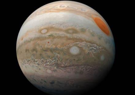 Júpiter podrá verse mañana desde la Tierra