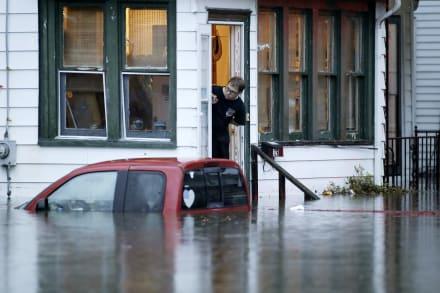 Tormentas provocan tornados e inundaciones y dejan un muerto