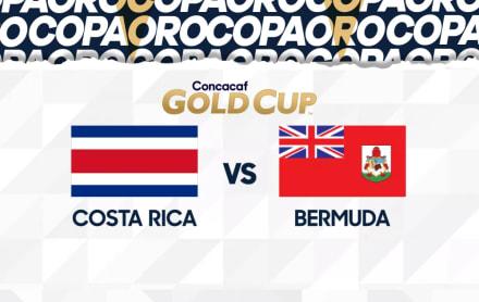 Copa Oro 2019 Costa Rica-Bermudas: Dónde y cómo verlo